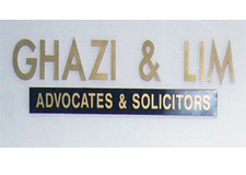 Ghazi & Lim Advocates & Solicitors