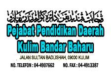 Pejabat Pendidikan Daerah Kulim Bandar Baharu
